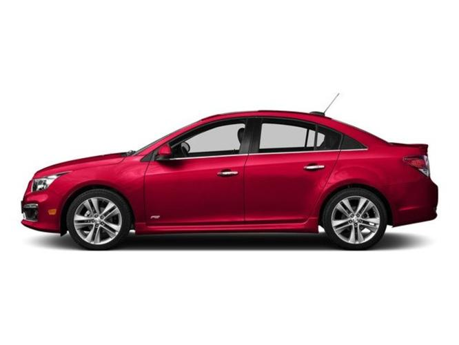 $24,265 Weekly New 2016 Chevrolet Cruze Limited LT - 24