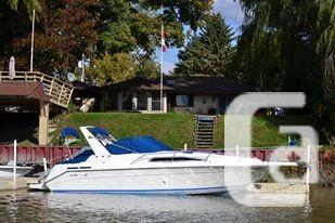 $24,900 1991 Sea Ray 270 Sundancer Boat for Sale