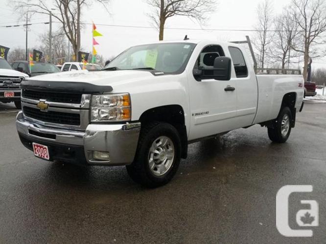 $24,995 Used 2008 Chevrolet Silverado 3500HD LT DURAMAX