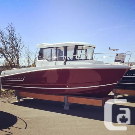 24' Jeanneau Merry Fisher 755 Marlin - $84900
