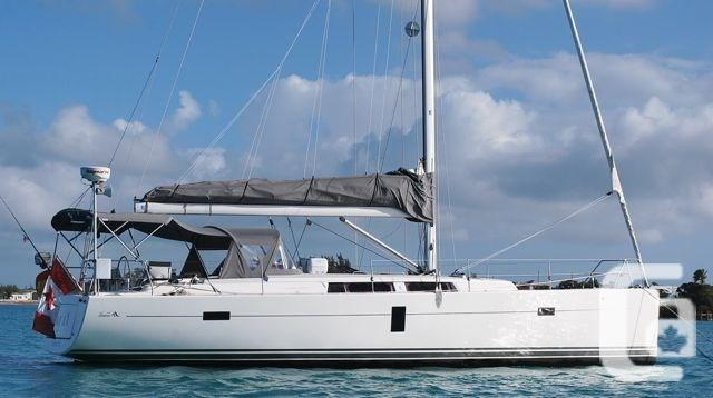 $249,900 2011 Hanse Hanse 445 Boat for Sale
