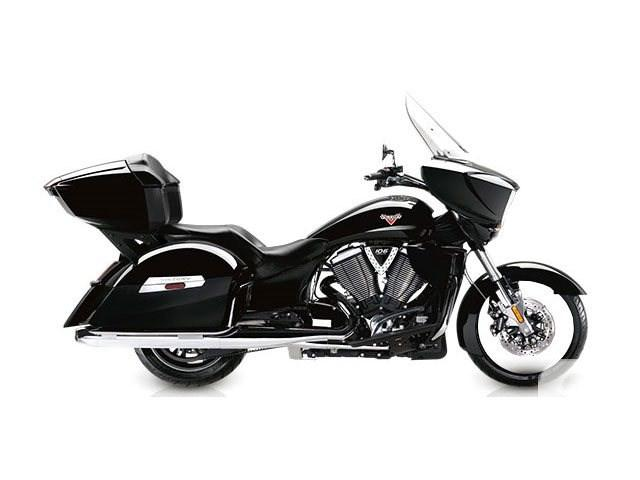 $25,099 2015 Victory Cross Country Tour Motorcycle for