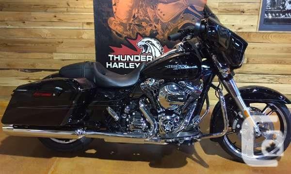 $25,269 2016 Harley-Davidson Street Glide Special