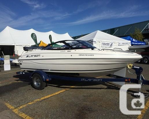 $25,900 2015 Larson 185 S Bowrider with
