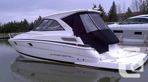 $259,900 2013 Regal 35 Sport Coupe Boat for Sale
