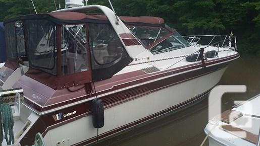 $26,900 1989 Wellcraft 3400 Grand Sport Boat for Sale