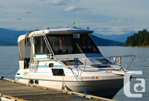 26 Cabin Cruiser - $12800