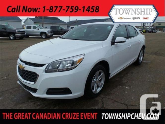$27,190 New 2016 Chevrolet Malibu Limited LS - In-stock