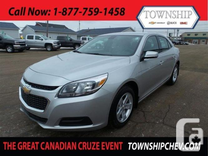 $27,190 New 2016 Chevrolet Malibu Limited LS - Last