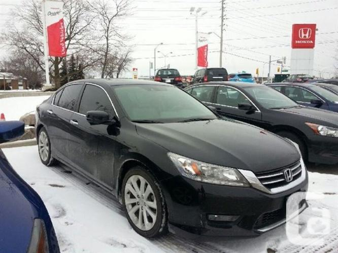 used 2015 honda accord touring for sale in milton ontario classifieds. Black Bedroom Furniture Sets. Home Design Ideas