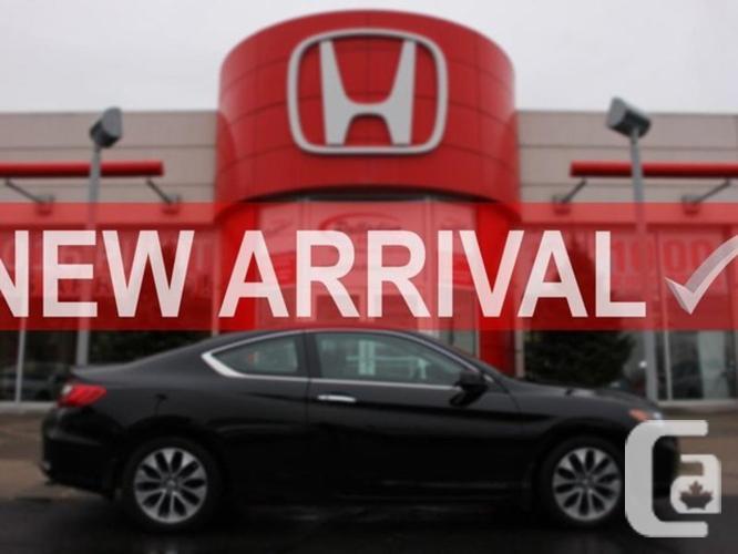 $27,991 Used 2015 Honda Accord EX-L-NAVI