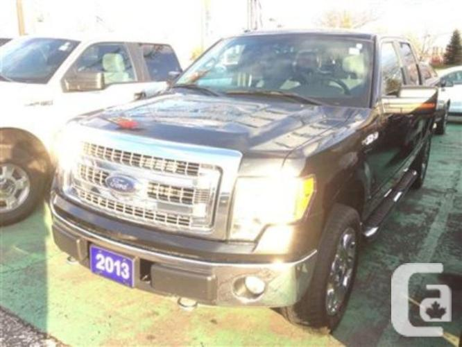 $29,495 Used 2013 Ford F-150 XTR,CREW,4X4,SIDE STEPS