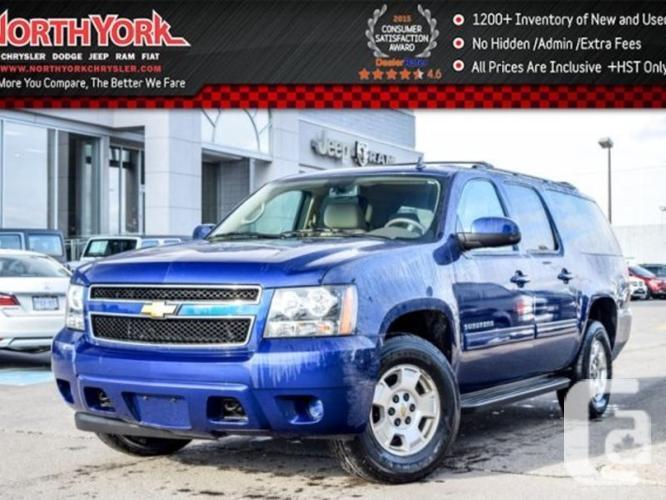 $29,498 Used 2012 Chevrolet Suburban LS 4x4 7 seater