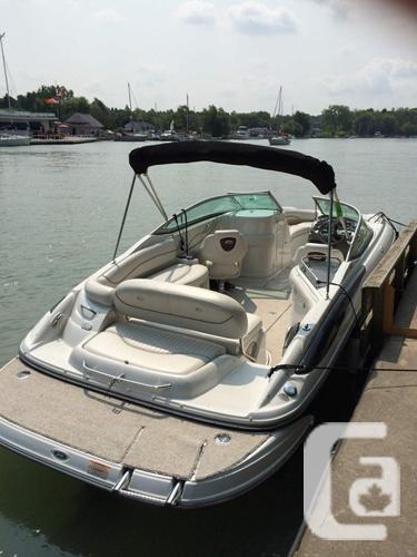 $29,850 2006 Crownline 240EX Boat for Sale