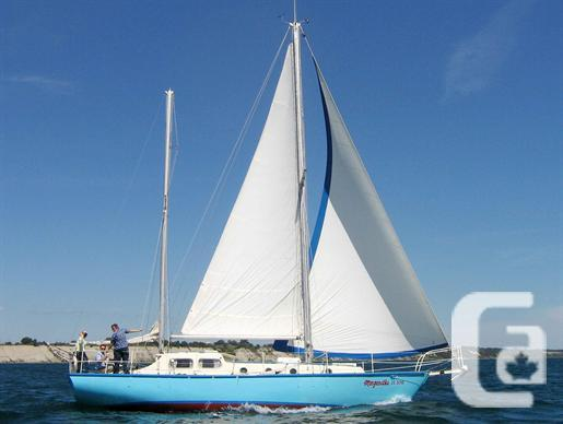$29,900 1976 Samson Sea Smoke 40 Ketch Boat for Sale in Bowmanville,  Ontario for sale
