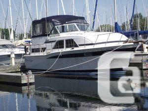 $29,900 1980 Chris Craft 350 Catalina Boat for Sale