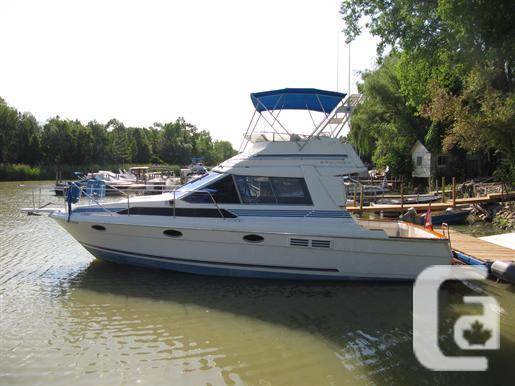 $29,900 1987 Bayliner 3460 Boat for Sale