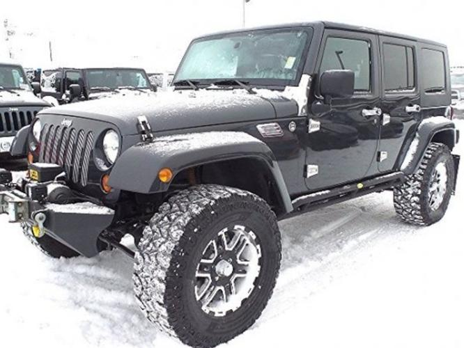 used 2010 jeep wrangler unlimited 4wd sahara unlimited for sale in edmonton alberta classifieds. Black Bedroom Furniture Sets. Home Design Ideas