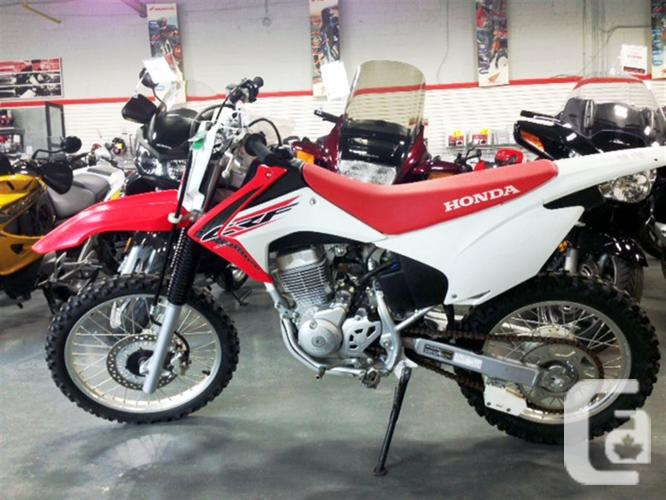 $3,299 2015 Honda CRF150F Motorcycle for Sale