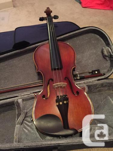 3 4 Violin For Sale : 3 4 size violin for sale in coppersands saskatchewan classifieds ~ Vivirlamusica.com Haus und Dekorationen