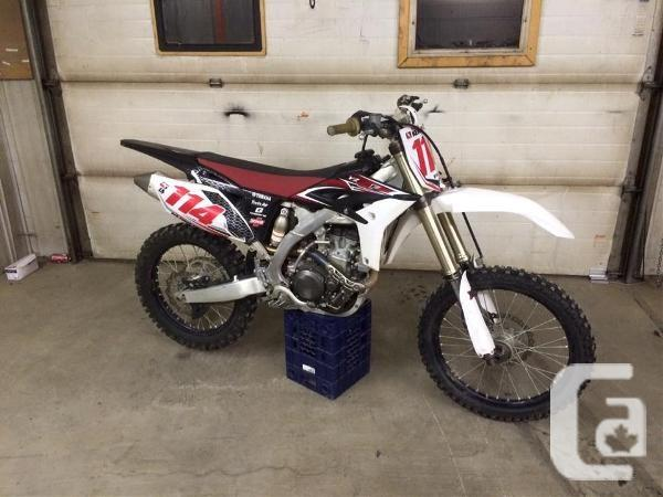$3,900 2011 Yamaha YZ250F Motorcycle for Sale