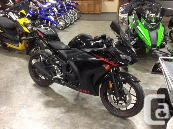$3,991 2015 Yamaha YZF-R3 Motorcycle for Sale