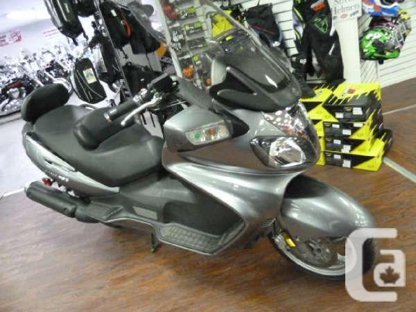 $3,995 2006 Suzuki Burgman 650 Motorcycle for Sale