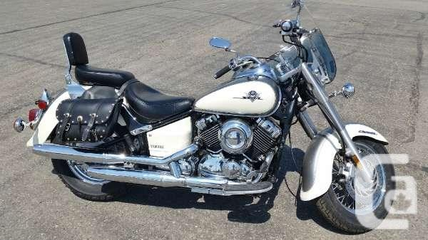 $3,999 2003 Yamaha V Star Classic Motorcycle for Sale