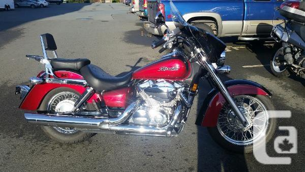 2005 Honda Shadow Aero 750 Vt750 Motorcycle For Sale For Sale In
