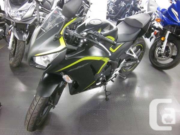 $3,999 2015 Honda CBR300RA Motorcycle for Sale