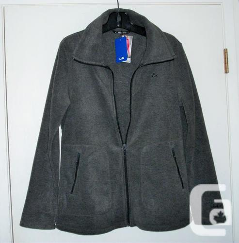 3 NEW Fleece Jackets and 1NEW Fleece Pullover
