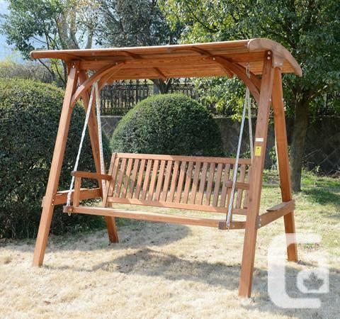 3 Seater Outdoor Patio Swing Chair Garden Furniture
