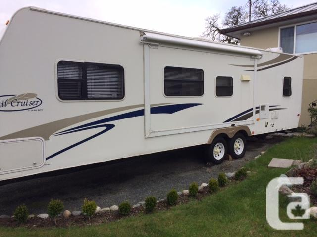 30 2008 Trail Cruiser Trailer For Sale In Sidney
