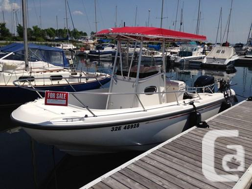 $30,000 1999 boston whaler Outrage 21 Boat for Sale in Thunder Bay, Ontario  for sale