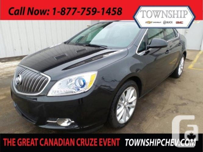 $30,040 Weekly New 2015 Buick Verano - Leather Interior