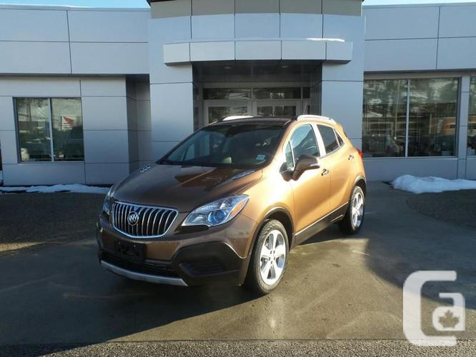 2016 buick encore 0ft for sale in kelowna british columbia classifieds. Black Bedroom Furniture Sets. Home Design Ideas