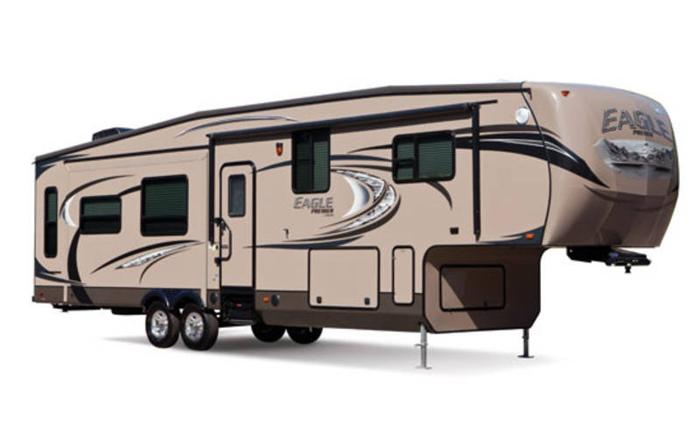 $30,500 2013 Jayco Eagle Premier 365BHS 40ft