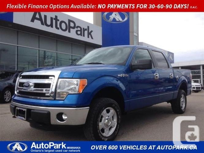 $30,895 Used 2014 Ford F-150 XLT 4X4 ONLY 14606KM SHOWS