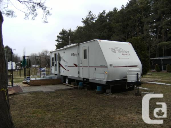 30ft terry dakota 830 travel trailer for sale for sale in toronto ontario classifieds. Black Bedroom Furniture Sets. Home Design Ideas