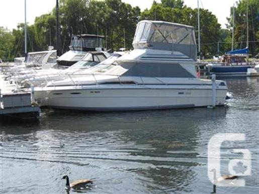 $31,000 1986 Sea Ray 340SB Boat for Sale