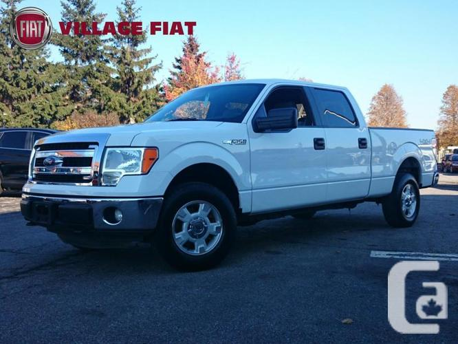 $31,949 Used 2014 Ford F-150 XLT SuperCrew 6.5-ft. Bed