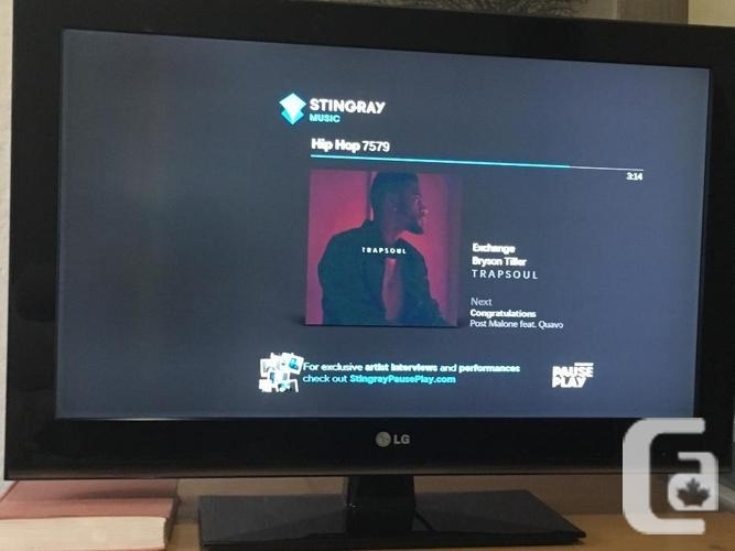 "32"" LG 1080P LCD HD TV 32LK450-UB Flatscreen"