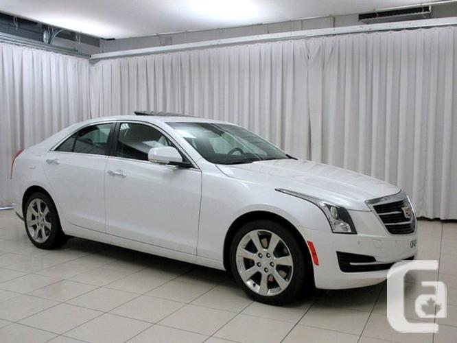 used 2015 cadillac ats 2 0l turbo luxury for sale in dartmouth nova scotia classifieds. Black Bedroom Furniture Sets. Home Design Ideas