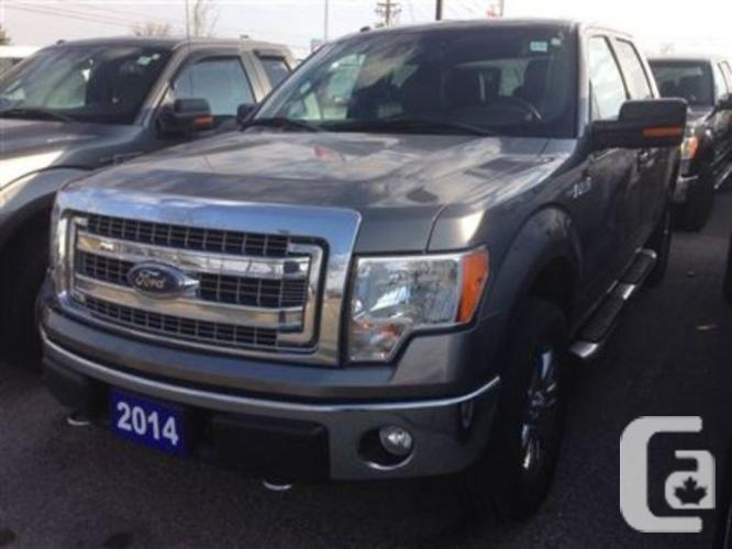 $32,999 Used 2014 Ford F-150 XTR,CREW,4X4,TONNEAU COVER