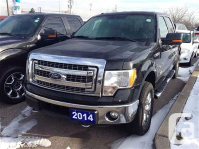 $32,999 Used 2014 Ford F-150 XTR,CREW,ECOBOOST
