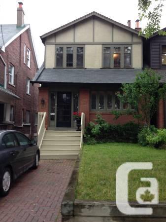 $3200 / 3br - 3 Bedroom House at amp & Yonge; Eglington