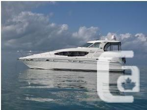 $325,000 2004 Sea Ray 480 Motor Yacht Boat for Sale