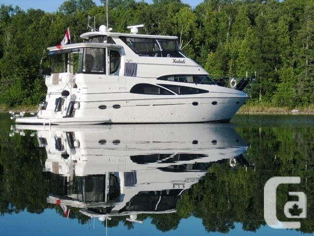 $329,500 2006 Carver 46 Motor Yacht Boat for Sale