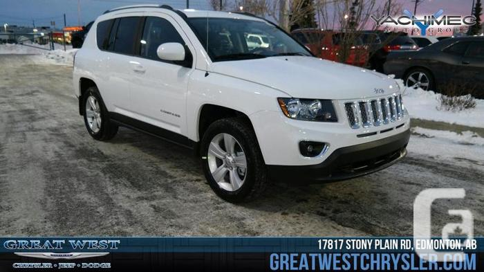 new 2016 jeep compass high altitude for sale in edmonton alberta classifieds. Black Bedroom Furniture Sets. Home Design Ideas