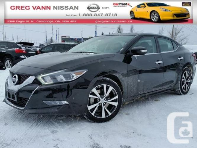 $33,995 Used 2016 Nissan Maxima PREVIOUS DAILY RENTAL